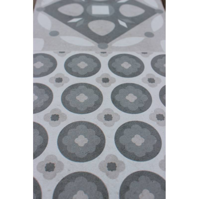 Carrelage pav team 19x57 gris norme nf upec for Norme upec carrelage