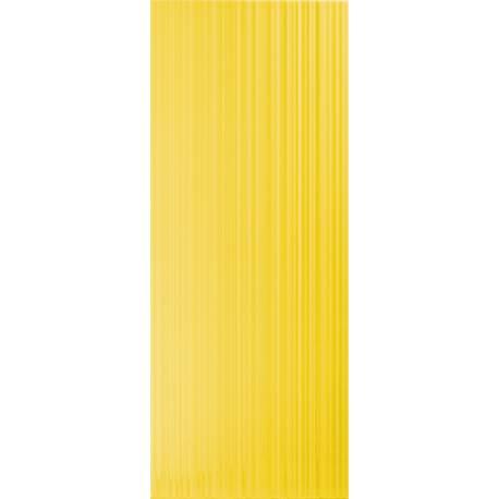 Playtile Amarelo Brilho Stri 20x50