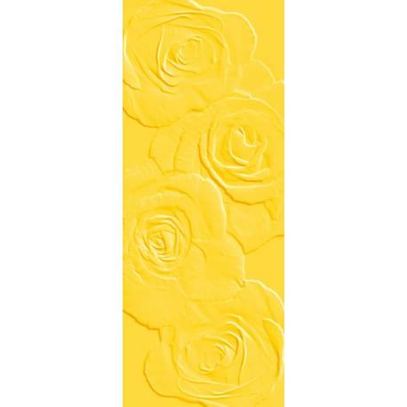 Playtile Amarelo Brilho Flora 20x50