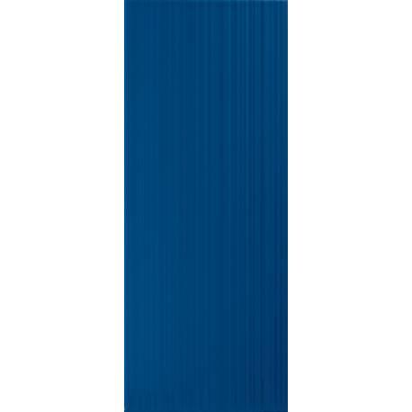 Playtile Azul Escuro Brilho Stri 20x50