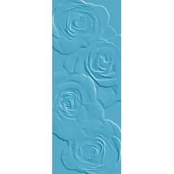 Playtile Azul Claro Brilho Flora 20x50