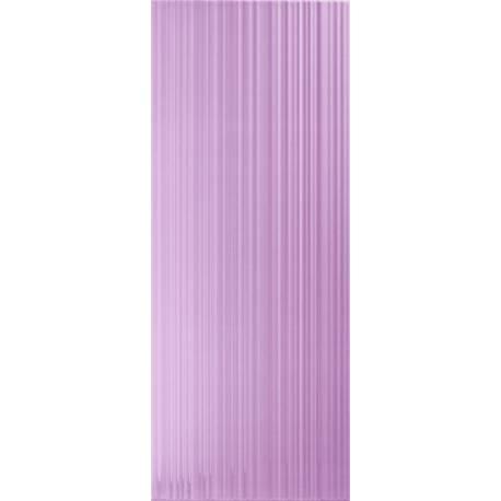 Playtile Violeta Brilho Stri 20x50