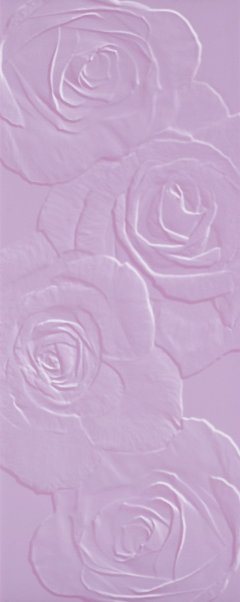 Playtile Violeta Brilho Flora 20x50