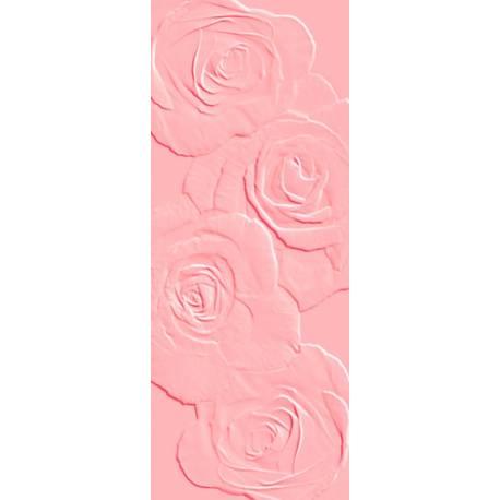 Playtile Rosa Brilho Flora 20x50