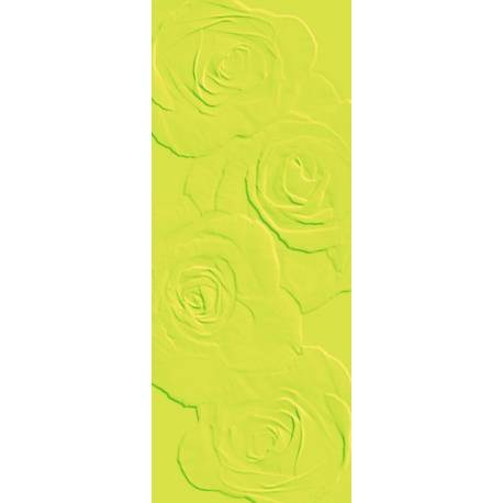 Playtile Verde Brilho Flora 20x50