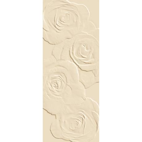 Playtile Creme Brilho Flora 20x50