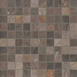 Natural Slate multicolor mos. 30x30