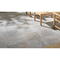 Quarzite grey 30x30 antidérapant R12