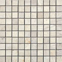 Quarzite white mos. 30x30