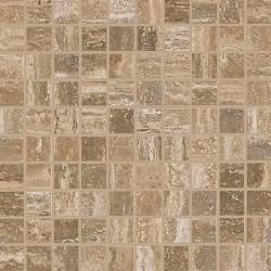 Traces mahogany mos. 30x30 rectifié Satiné