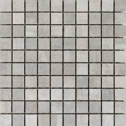 Icon dove gray mos. 30x30 rectifié