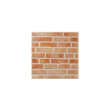 Carrelage aspect brique 33x33cm alheta tijolo for Carrelage effet brique