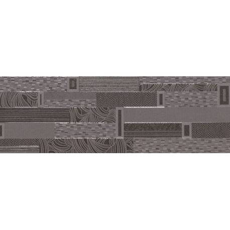 Faïence gris chicago 20x60cm