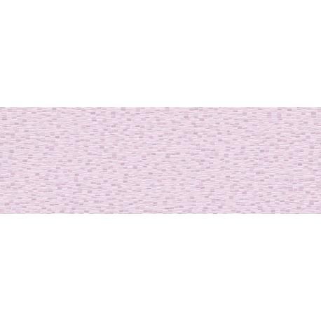 Faïence rose detroit 20x60cm
