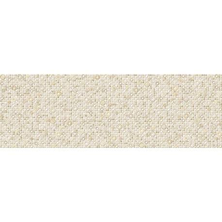 Faïence mosaïque beige monaco 20x60cm