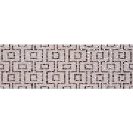 Faïence mosaïque à motifs mosaic 20x60cm
