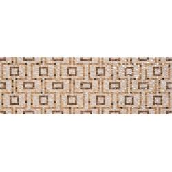 Faïence mosaïque à motif mosaic 20x60cm