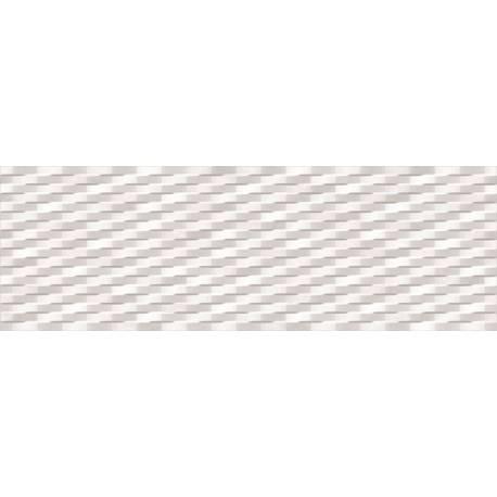 Faïence gris ondas 20x60cm