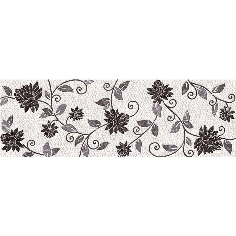 fa ence noir et blanc sevilla 20x60cm. Black Bedroom Furniture Sets. Home Design Ideas