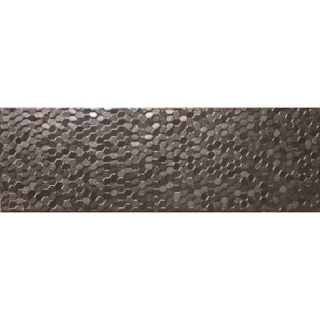 fa ence textur noir turia 20x60cm. Black Bedroom Furniture Sets. Home Design Ideas