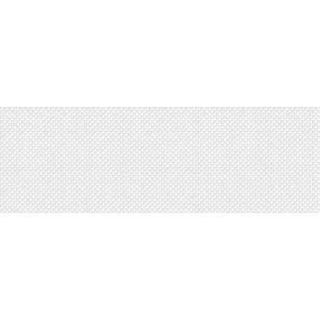 Faïence blanc lucca 25x75cm