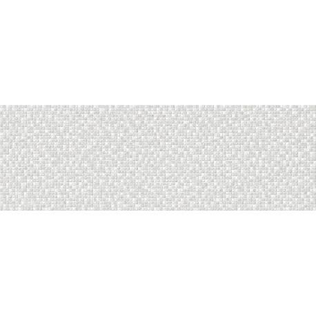 Petra Gobi Blanco Mosaïque 25x75