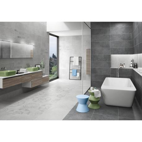 Factory decor gris 60x60 rectifié mat