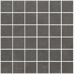 Factory mosaique antracita 30x30 rectifié mat