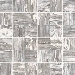 Juneau mosaique white 30x30 rectifié mat