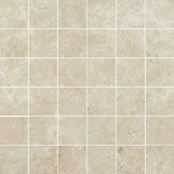 Omaha mosaique beige 30x30 rectifié mat