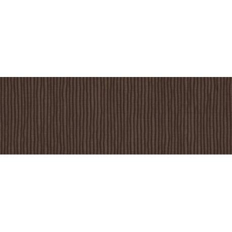 Faïence stris verticaux marrons aranda 30x90cm