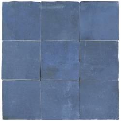 Artisan azul 13x13 brillant
