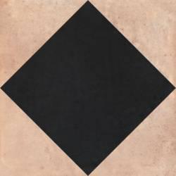 Barroco barroco negro 8 22,5x22,5