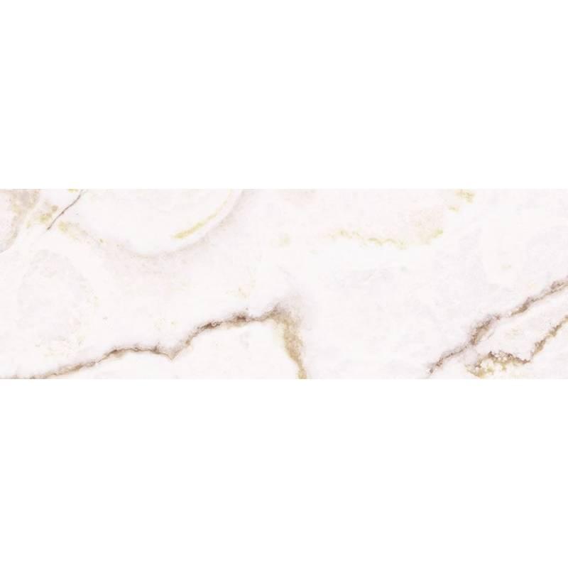 fa239ence marbre blanc iris 30x90cm