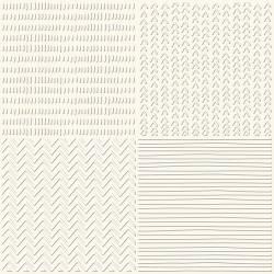 Colours Textures size ivory 1 15x15