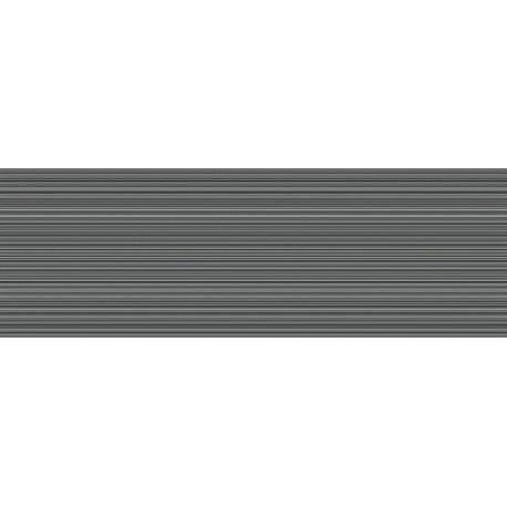 Faïence stris élégants gris londres 30x90cm