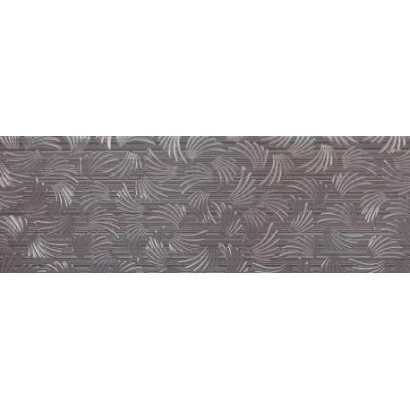 Faïence motifs lilas londres 30x90cm