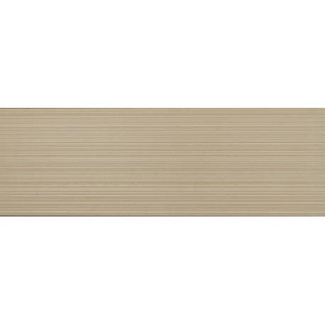 Faïence stris élégants beige londres 30x90cm