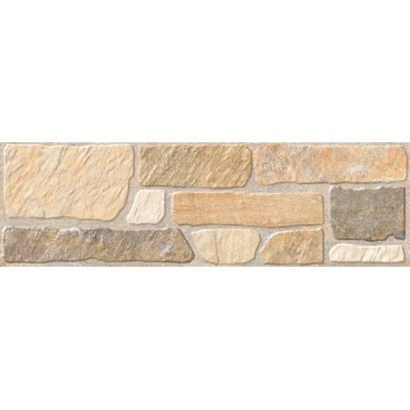 Carrelage pierres beiges jaén 15x50cm