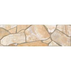 Carrelage pavé découpé beige teruel 15x50cm