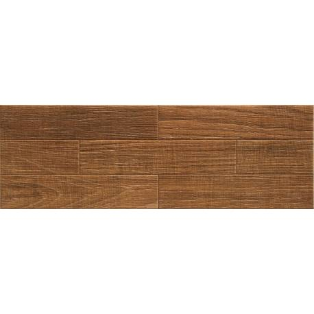 Carrelage parquet multi-lames marron mde 19x57cm