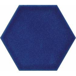 Lavas hexagon blue 15x17,3