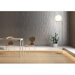 Materia metal silver 30x90 mat
