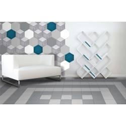 Plain Colours colours size light grey 15x15