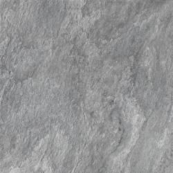 Thick Twenty pizarra gris 76x76 antidérapant mat 20mmmm