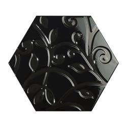 Toscana grabados negro 25,8x29 brillant