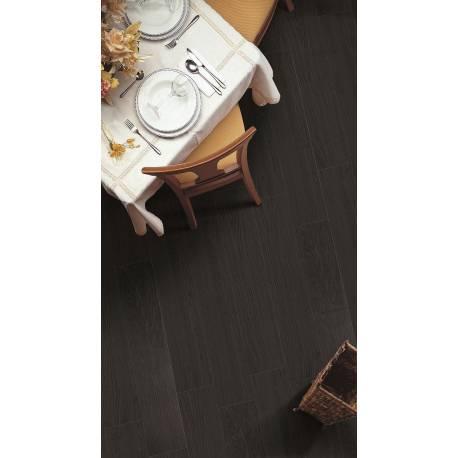 Carrelage bois marron sombre 20x120 cm LONG 33