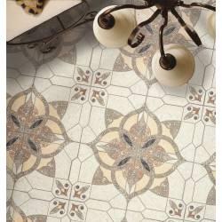 carrelage puzzle d coup avec motifs puzzlemi 41x41cm. Black Bedroom Furniture Sets. Home Design Ideas