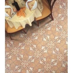 Carrelage puzzle découpé avec motifs puzzlemi 41x41cm