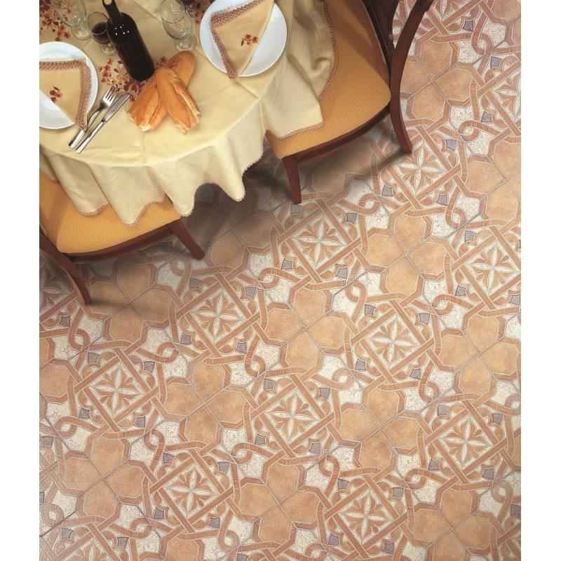 Carrelage puzzle d coup avec motifs puzzlemi 41x41cm for Carrelage avec motif